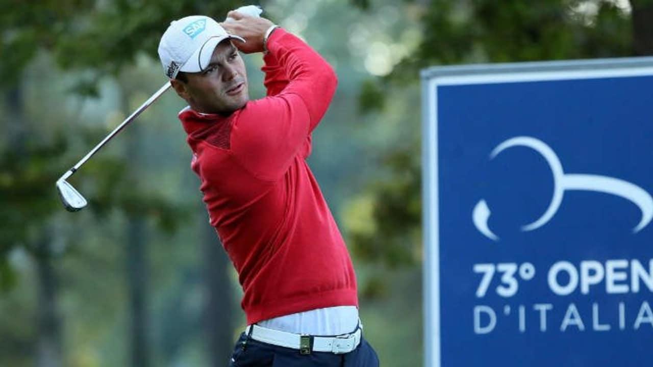 Martin Kaymer schlägt auch dieses Jahr bei der Italian Open ab. (Foto: Getty)