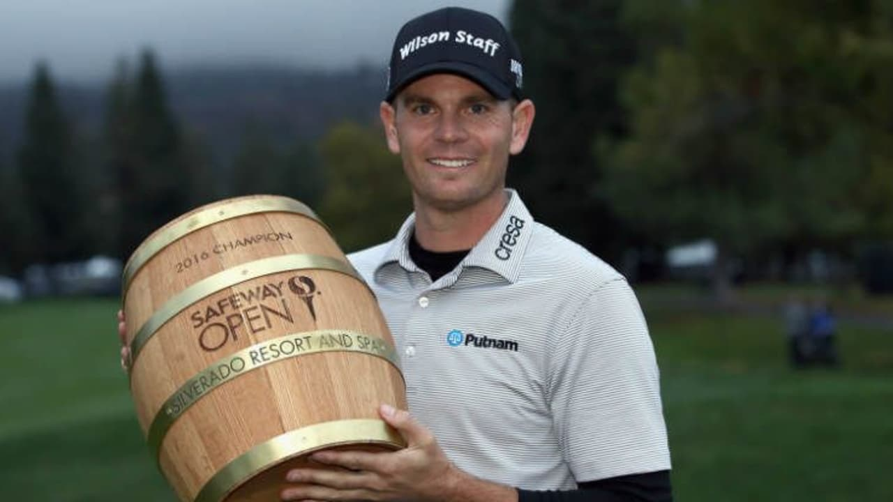 Brendan Steele gewinnt erneute die Safeway Open. (Foto: Getty)