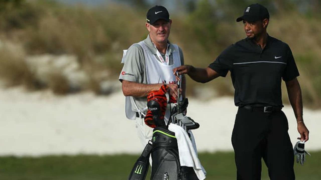 Tiger Woods wird bei der Hero World Challenge auf eine bunte Mischung in seinem Equipment vertrauen. (Foto: Getty)