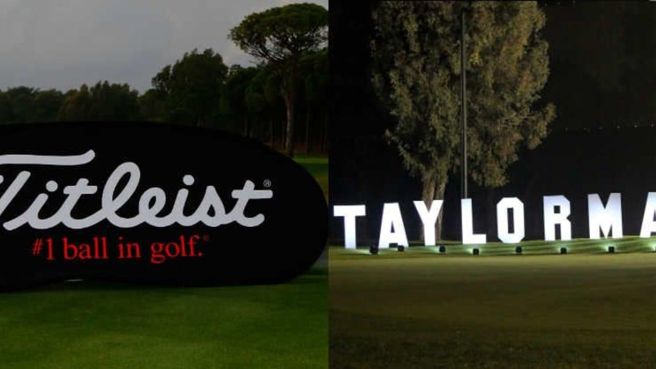 TaylorMade und Titleist sind die Schläger der Wahl für Turniersieger. (Foto: Getty)