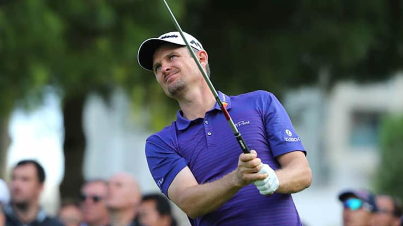Turkish Airlines Open 2017 Justin Rose