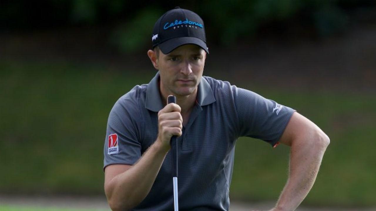 Marcel Schneider spielt sich mit starker Runde in den Cut der AfrAsia Bank Mauritius Open. (Foto: Getty)