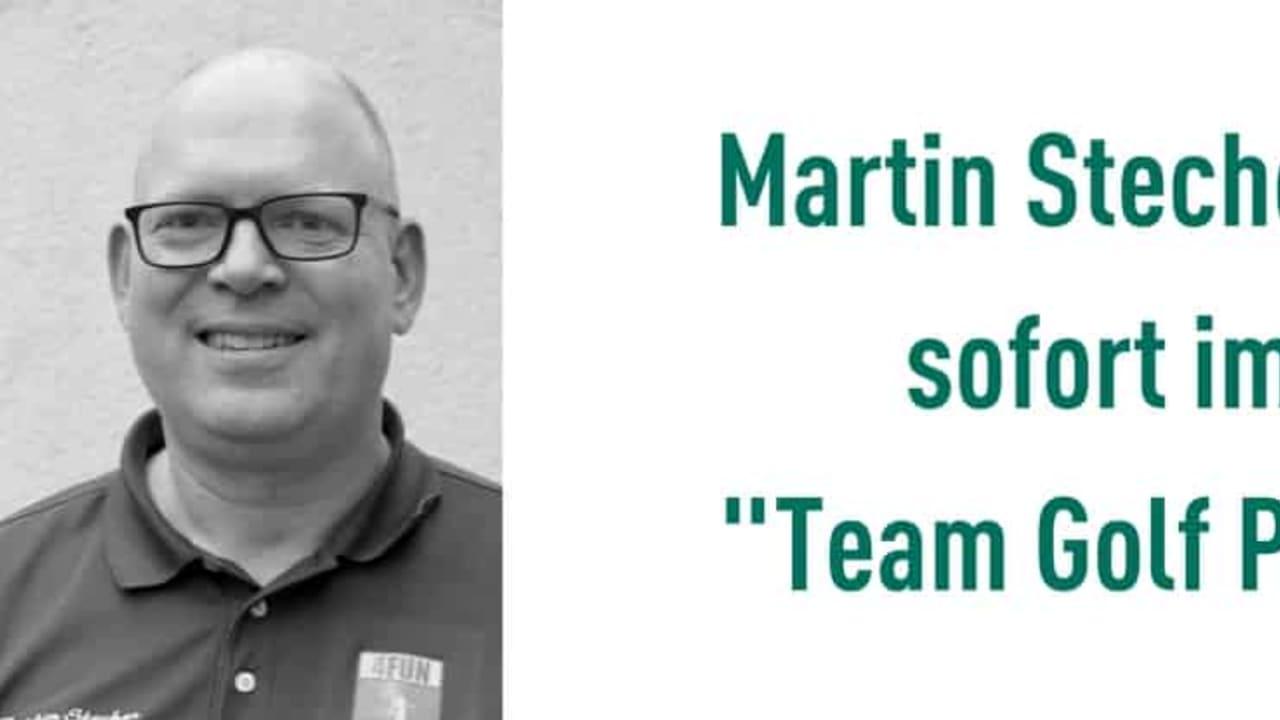 Martin Stecher unterstützt das Golf Post Team ab Ende 2017 als Equipment-Experte. (Foto: Martin Stecher)