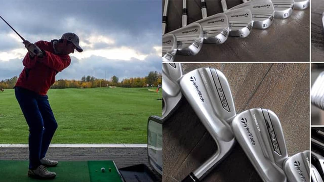 Drei verschiedene Eisensätze von TaylorMade wurden von unseren Testern ausprobiert. (Foto: @digglersen/Instagram)