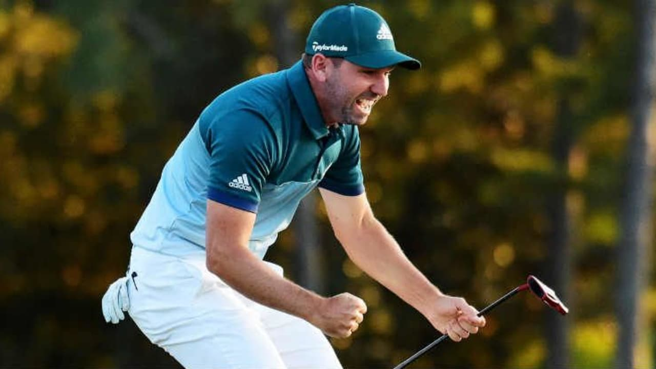 Sergio Garcia zum Hilton European Tour Golfer of the Year ernannt. (Foto: Getty)