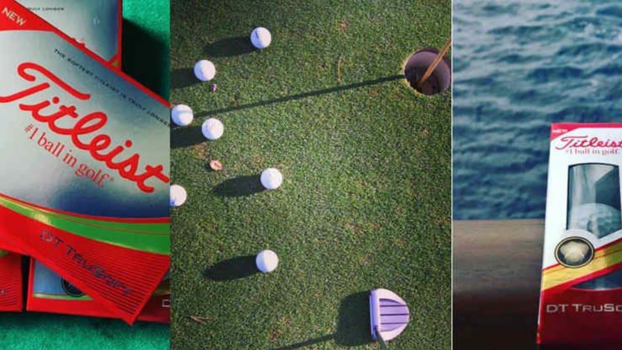 Drei Tester haben den DT TruSoft Golfball von Titleist ausführlich unter die Lupe genommen. (Fotos: Jens Szelong/Olaf Genth)