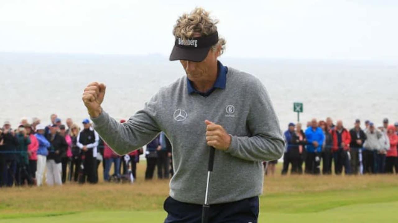 Bernhard Langer wird zu Deutschlands bestem Golfer 2017 gewählt. (Foto: Getty)