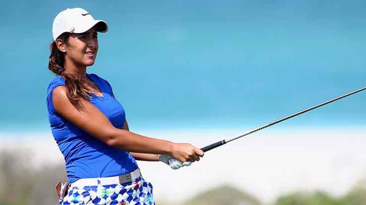 Leticia Ras-Anderica verpasst bei der Qualifying School der LPGA Tour die volle Tourkarte denkbar knapp. (Foto: Getty)