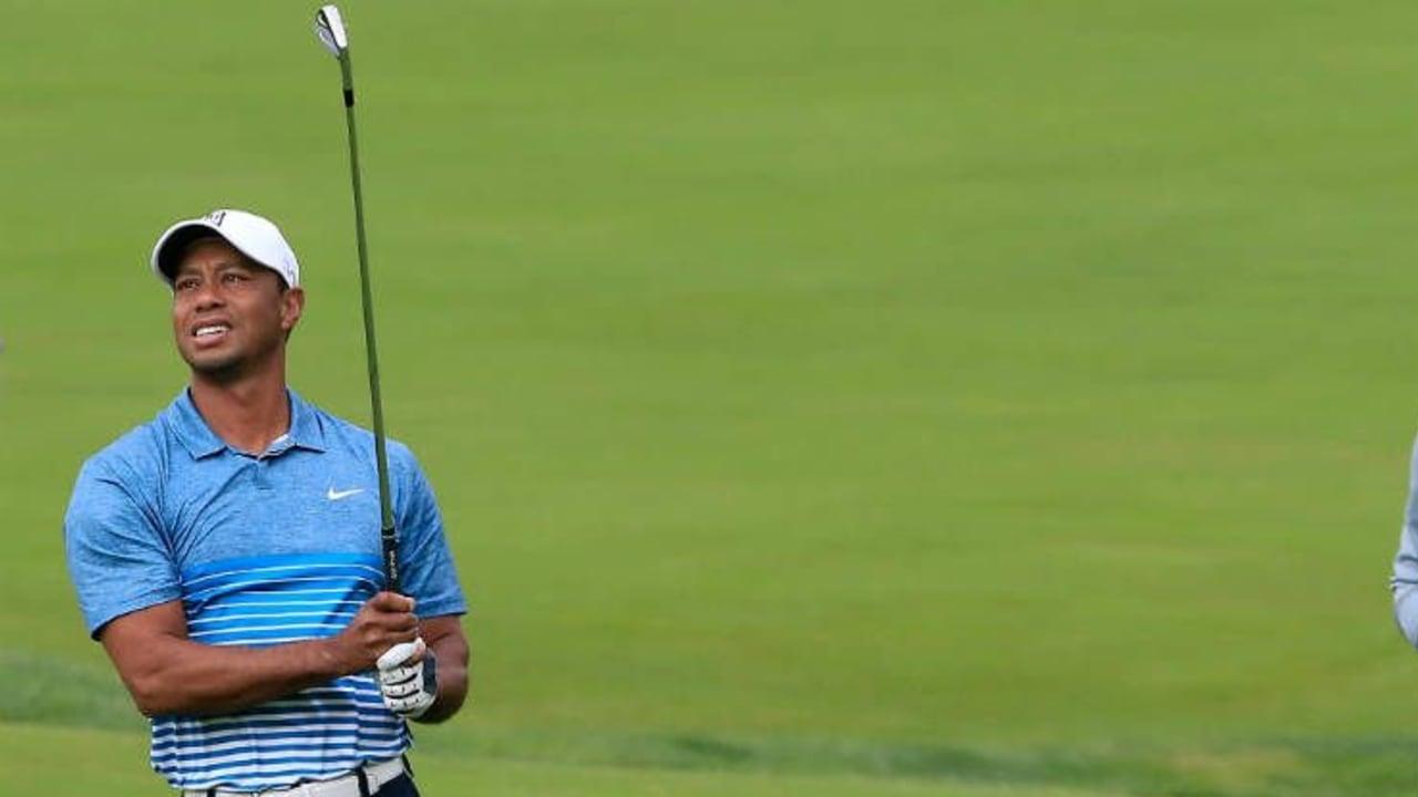 Tiger Woods trennt sich von seinem Schwungtrainer Chris Como. (Foto: Getty)