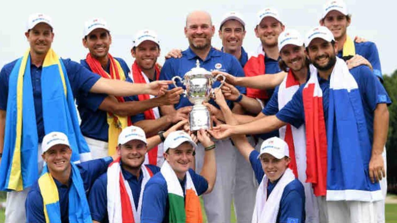 Team Europa gewinnt den EurAsia Cup 2018. (Foto: Getty)