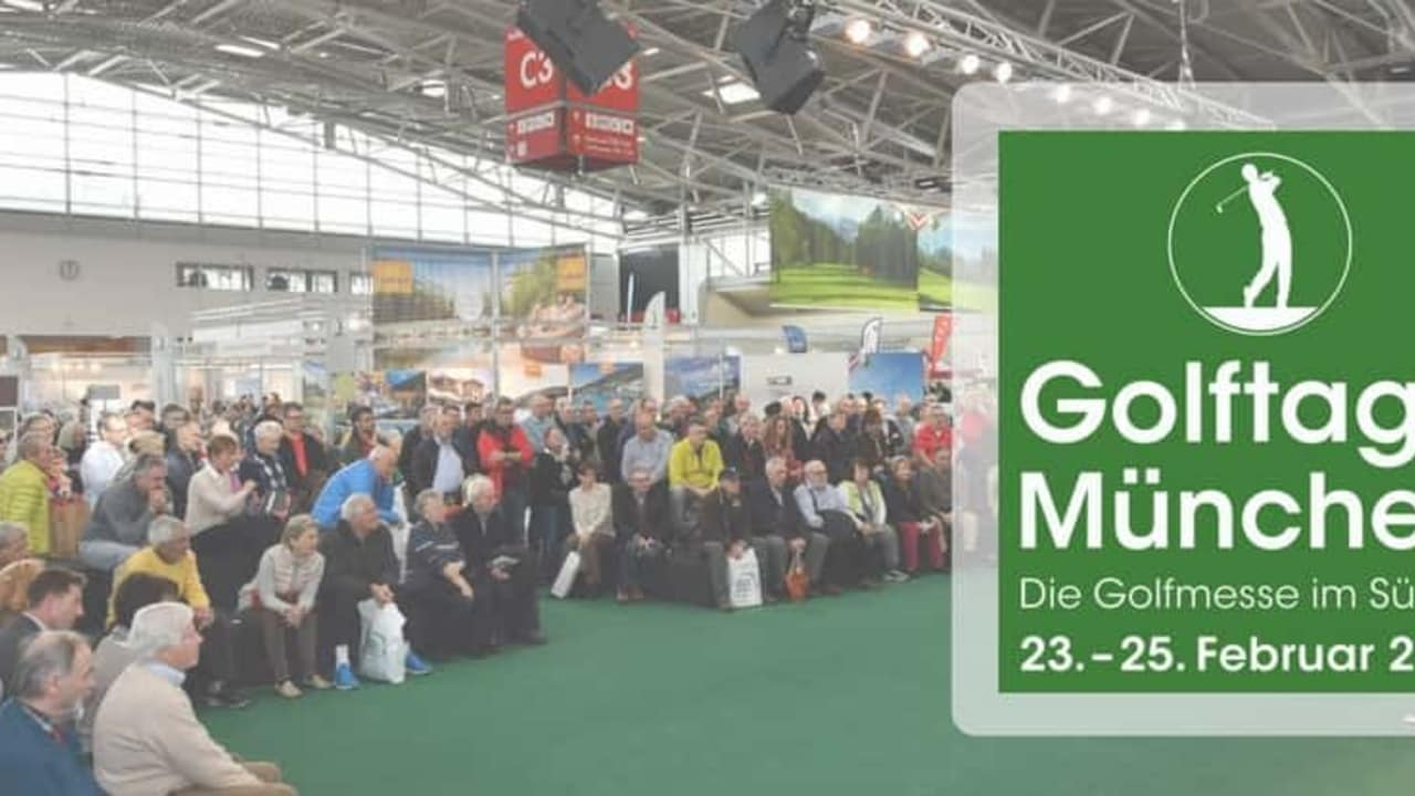Die Golftage München finden vom 23.- 25. Februar 2018 statt. (Foto: Golftage München)