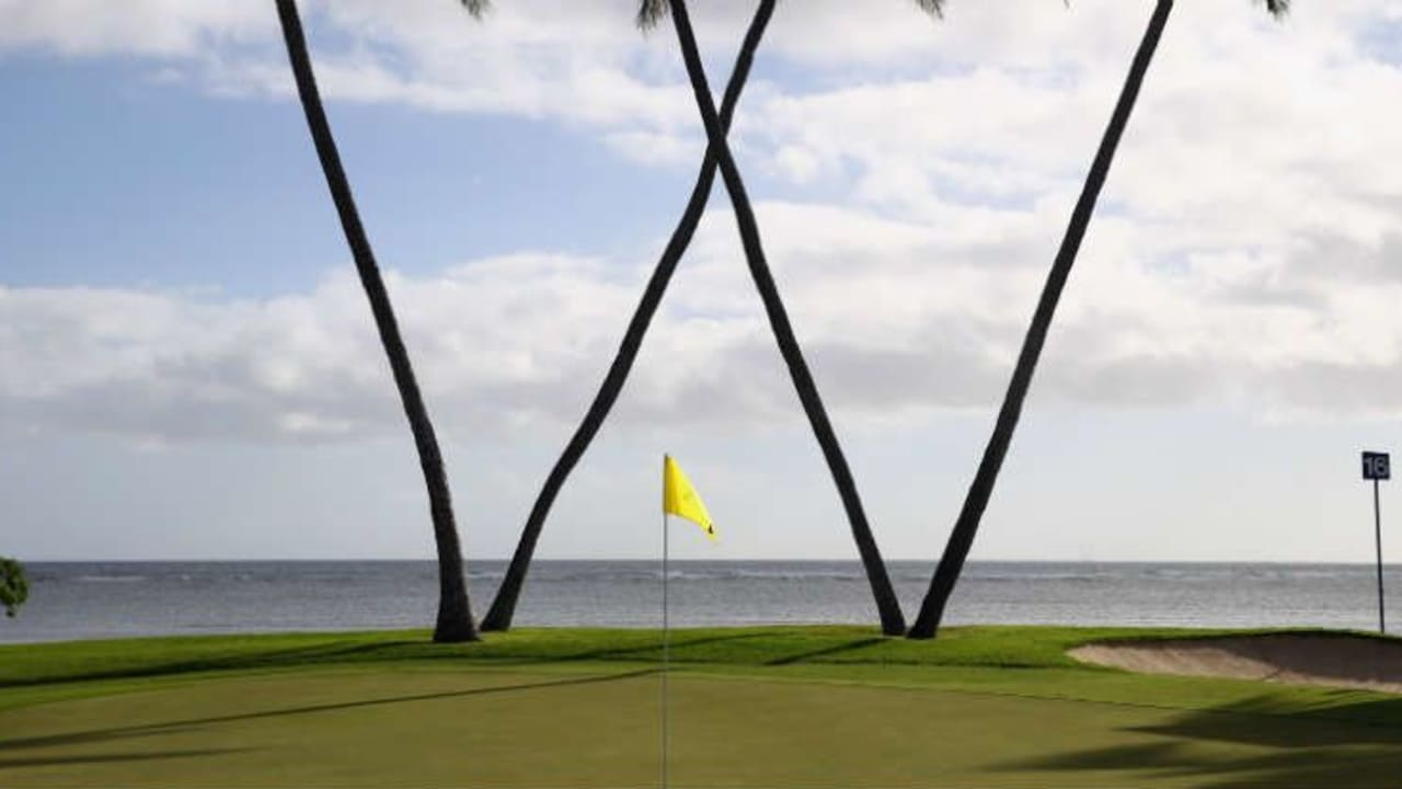 Raketenalarm in Hawaii beunruhigt die Profis. (Foto: Getty)