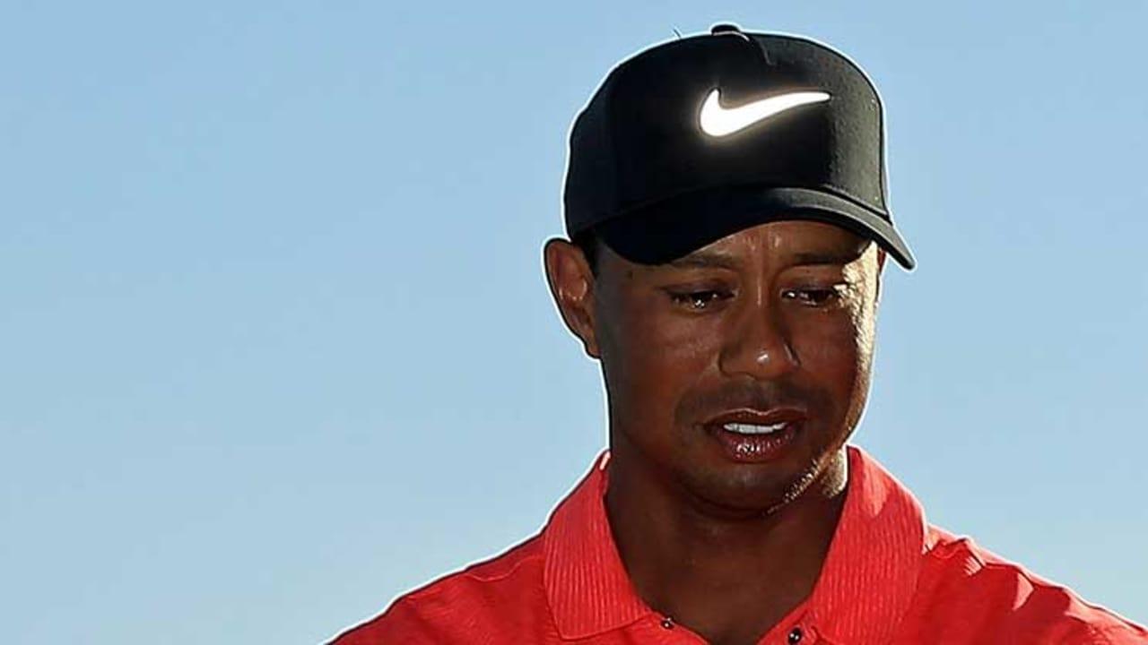 Tiger Woods ist bei den Buchmachern nach seinem Comeback noch kene Favorit für die Farmers Insurance Open. (Foto: Getty)