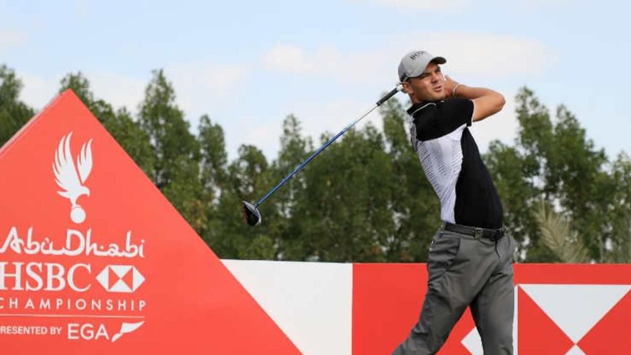 Martin Kaymer startet bei der ersten Runde der Abu Dhabi Championship mit einer guten Runde in die Saison 2018. (Foto: Getty)