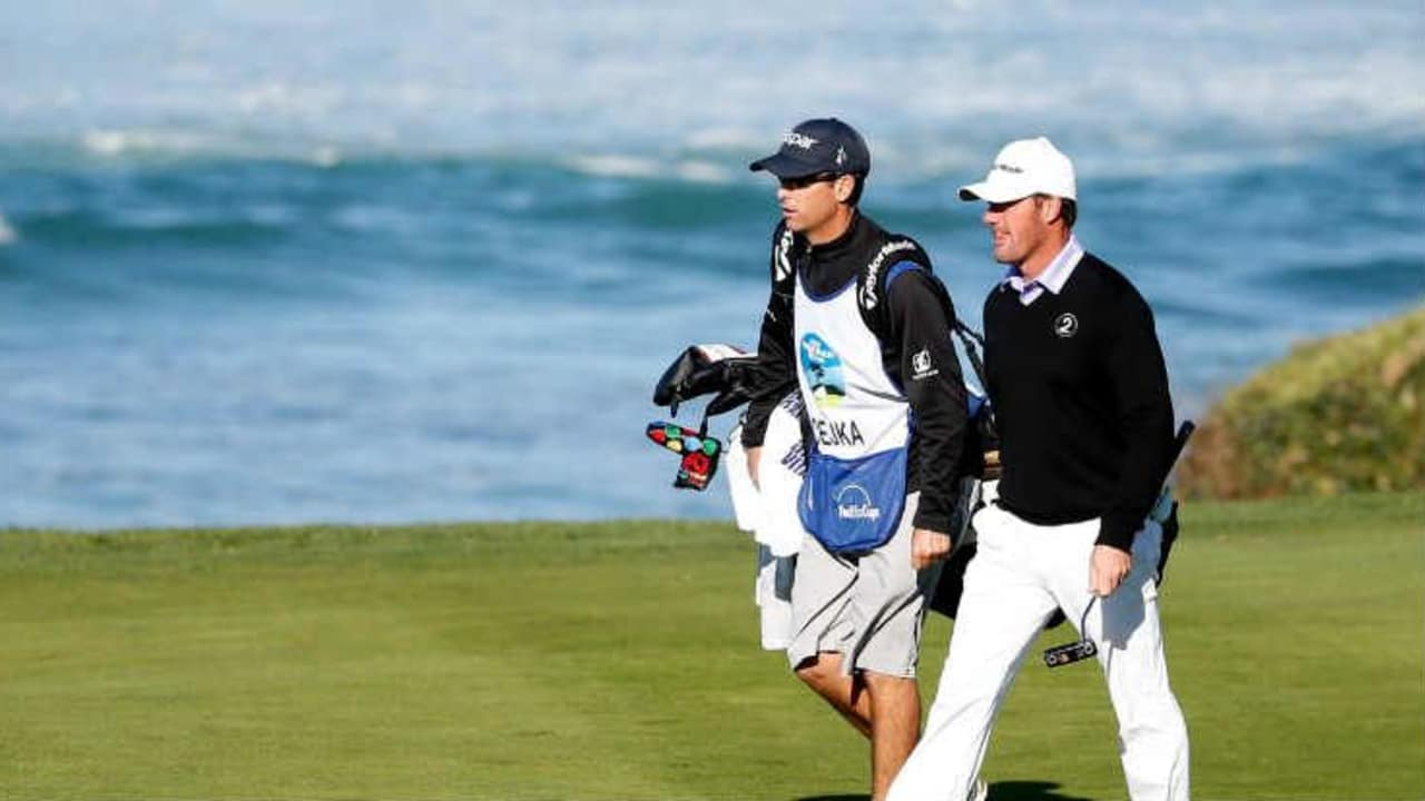 Alex Cejka tritt gemeinsam mit den Stars in Pebble Beach an. (Foto: Getty)