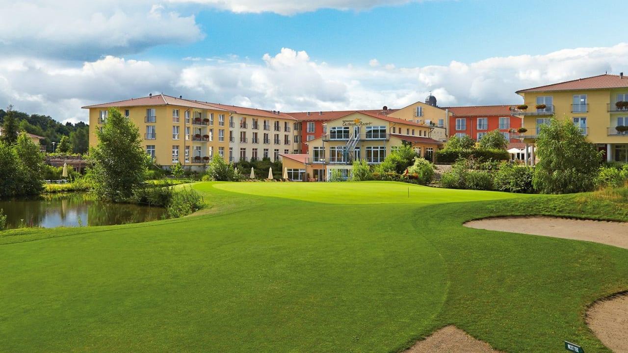 Castanea Resort Lüneburger Heide Hamburg Golfurlaub
