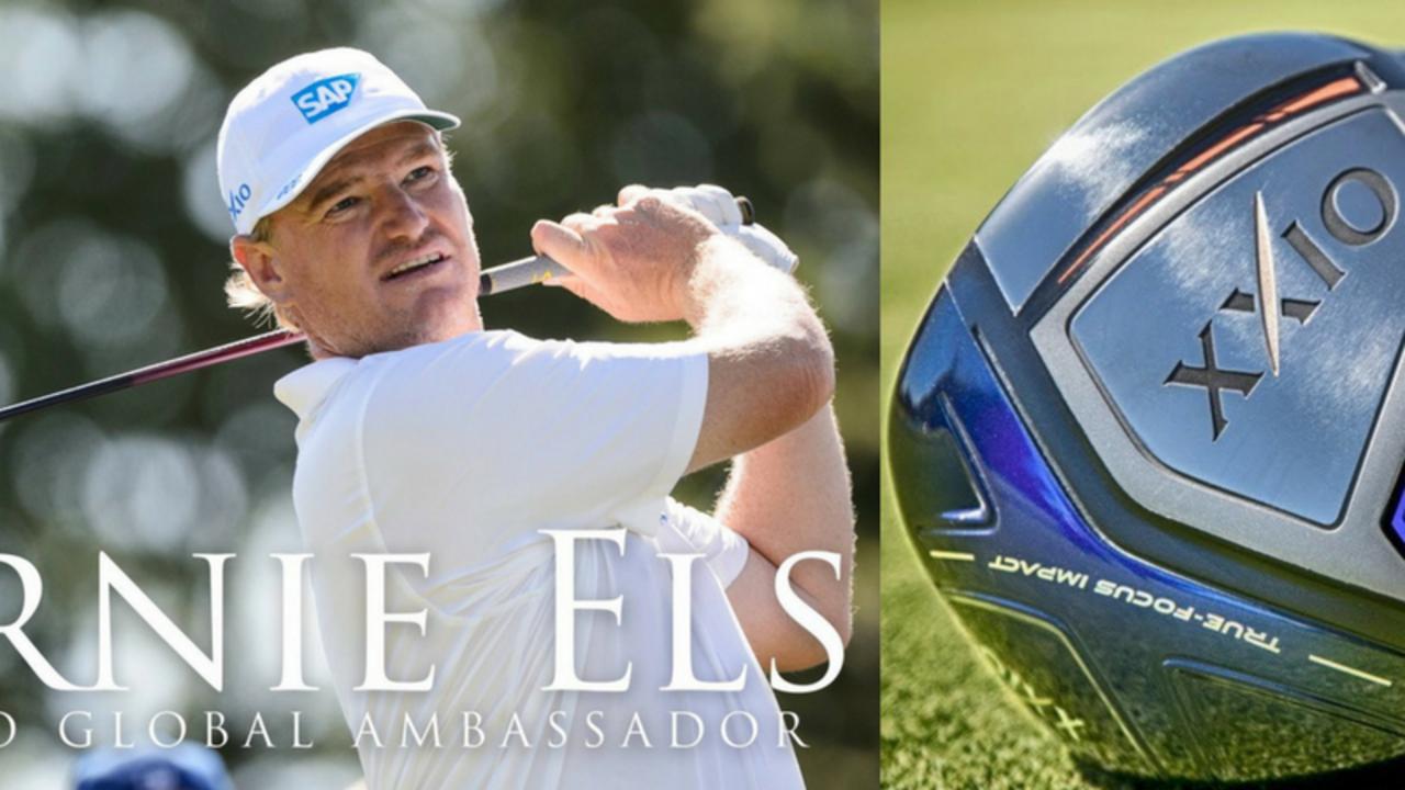 XXIO verpflichtet mit Ernie Els eine Ikone des Golfsports, der perfekt ins Bild des Unternehmens passt. (Foto: Twitter @TheBig_Easy)