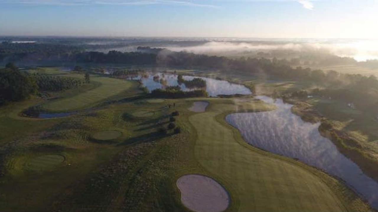 Der längste Golfplatz Deutschlands: Die Golfanlage Green Eagle. (Foto: facebook.com/@greeneaglegolfcourses)