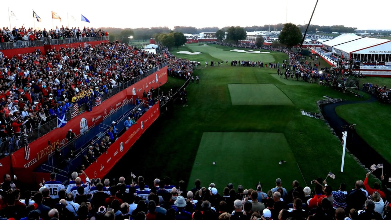 Ryder Cup 2028 Hazeltine National Golf Club