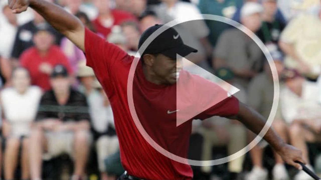 Sehen Sie 50 Jahre Masters-Geschichte auf Youtube. (Foto: Getty)
