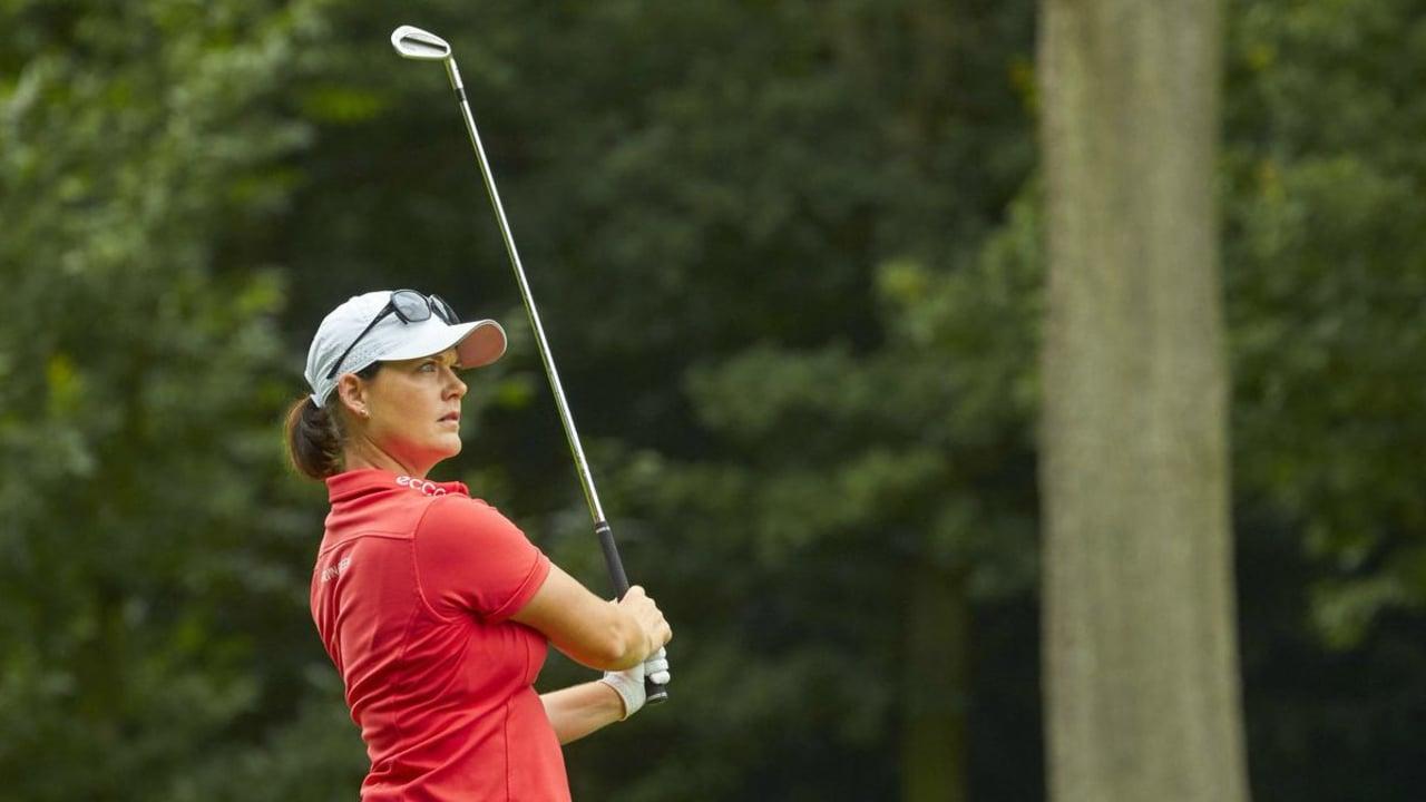Caroline Masson mit guter zweiten Runde auf der LPGA Tour. (Foto: twitter.com / ECCO_GOLF)