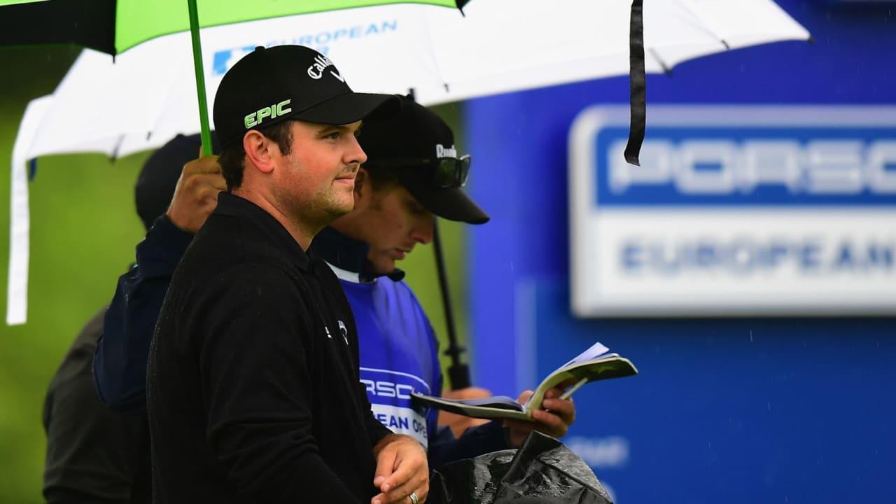 Patrick Reed, der Sieger des US Masters 2018 schlägt wieder auf der European Tour ab und kommt zur Porsche European Open nach Deutschland. (Foto: Getty)