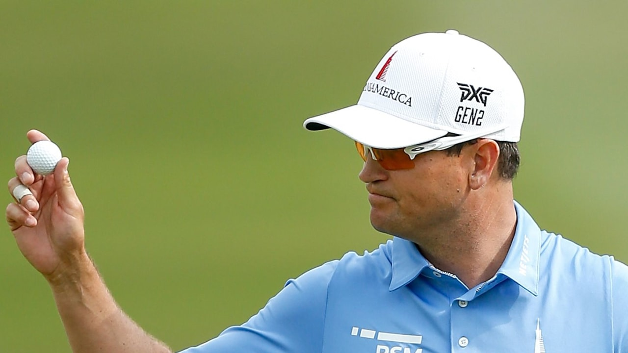 PGA Tour Valero Texas Open 2018 Ergebnisse Tag 3 Zach Johnson