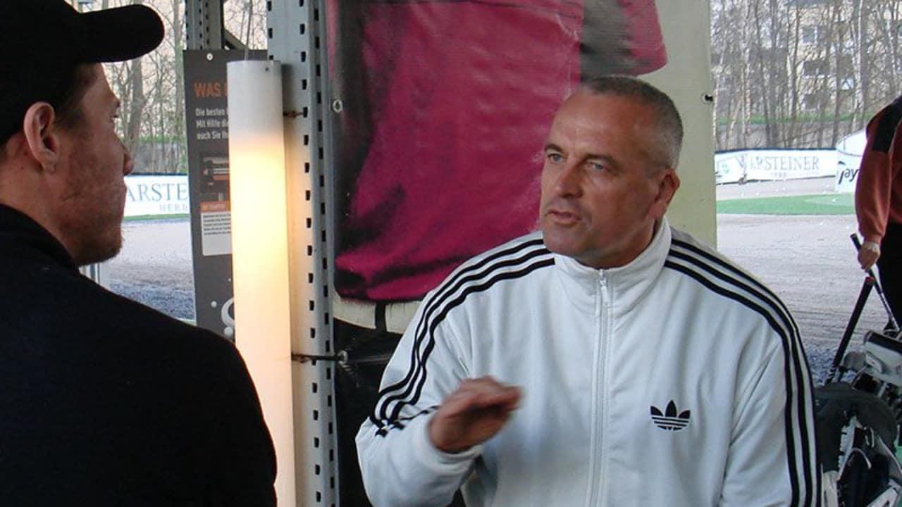 Ekkehard Neumann im Gespräch. (Foto: Thomas Lötz)