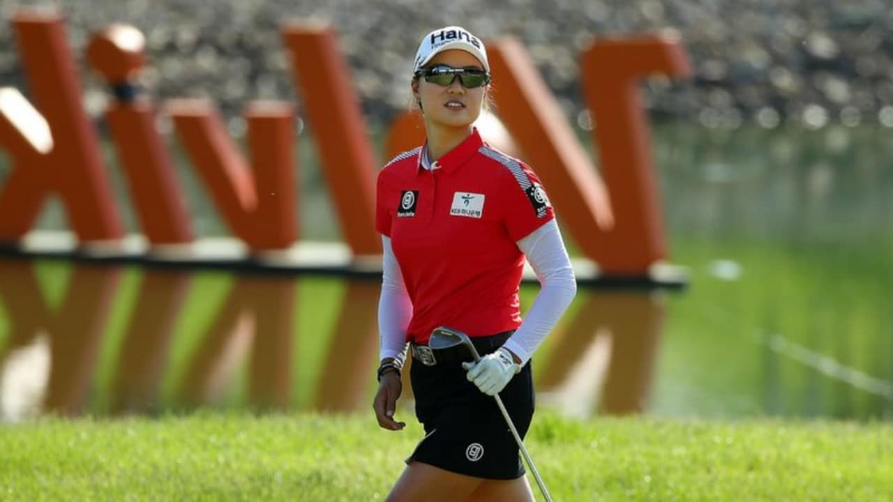 Minjee Lee LPGA Tour