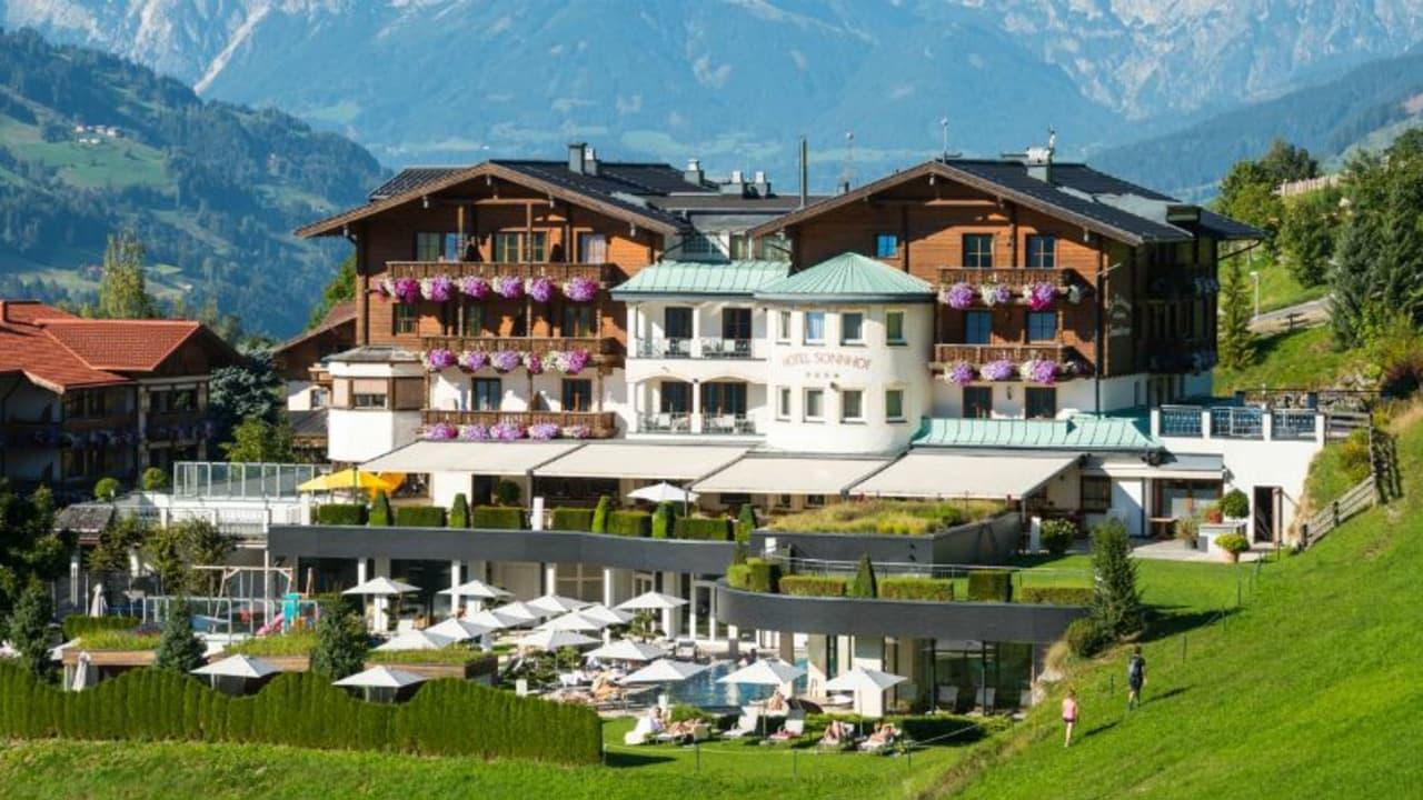 Golf Safari In Den Alpen Das Hotel Sonnhof Im Salzburger Land