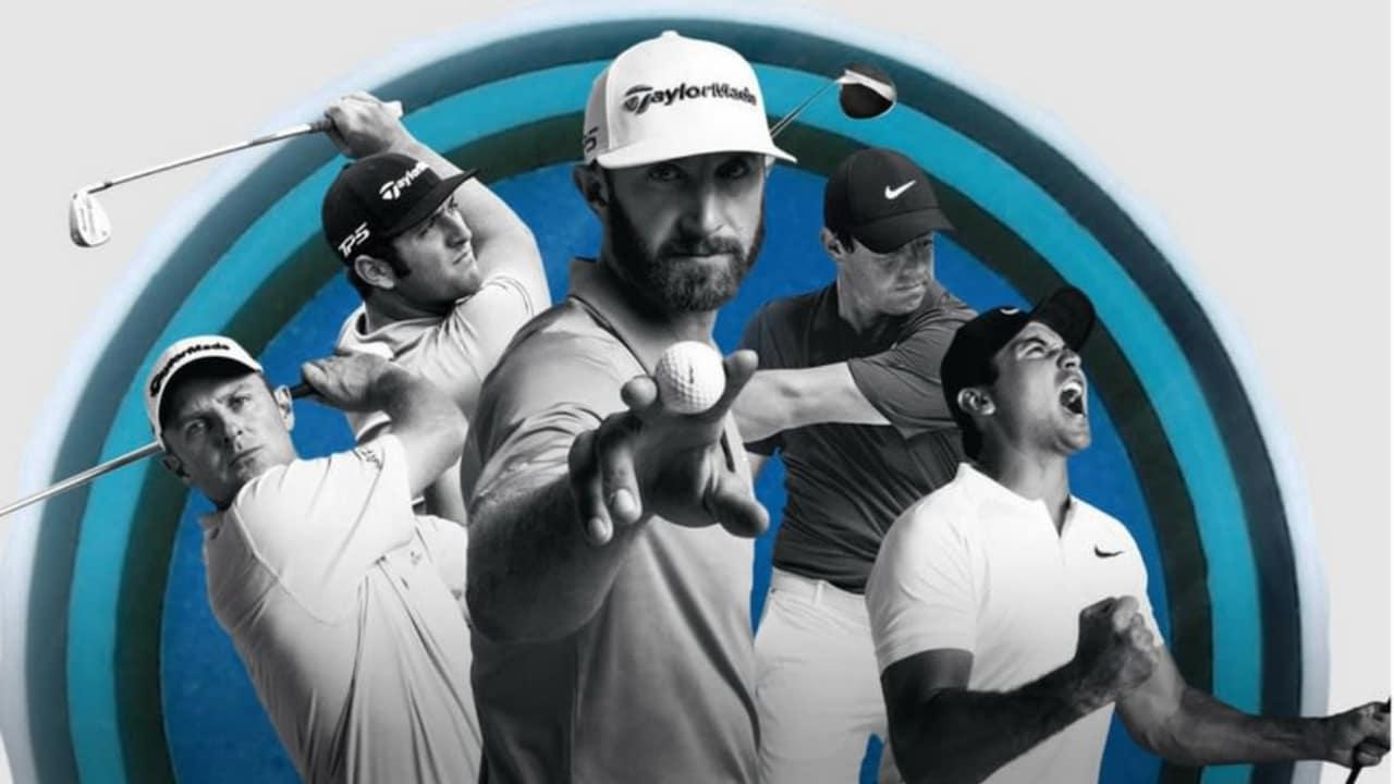 Das Staraufgebot schlechthin: TaylorMade schickt das Beste, was die Golfwelt zu bieten hat ins Rennen bei der Players Championship. (Foto: TaylorMade)