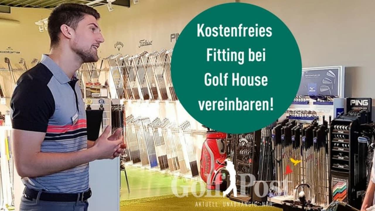 Rocket Golf Entfernungsmesser : Golf post community mit positivem feedback zur fitting aktion von
