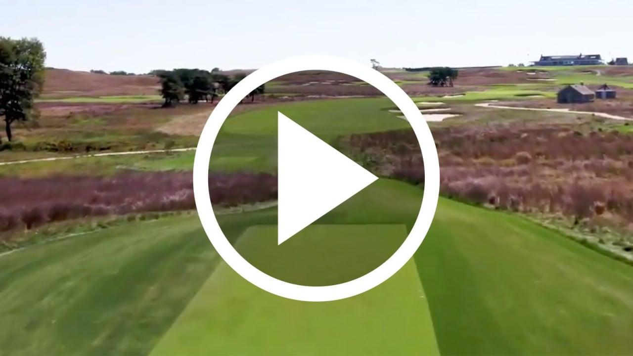 US Open Golf 2018 Shinnecock Hills Golf Club Platzportrait