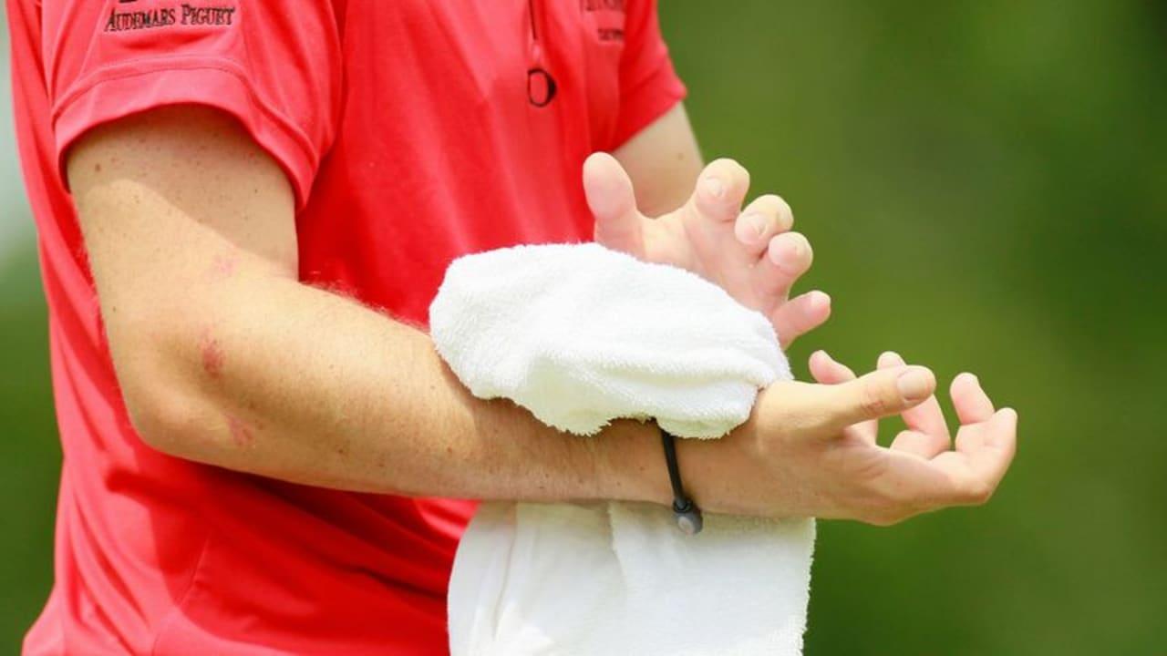 Golftraining_Handgelenksschmerzen