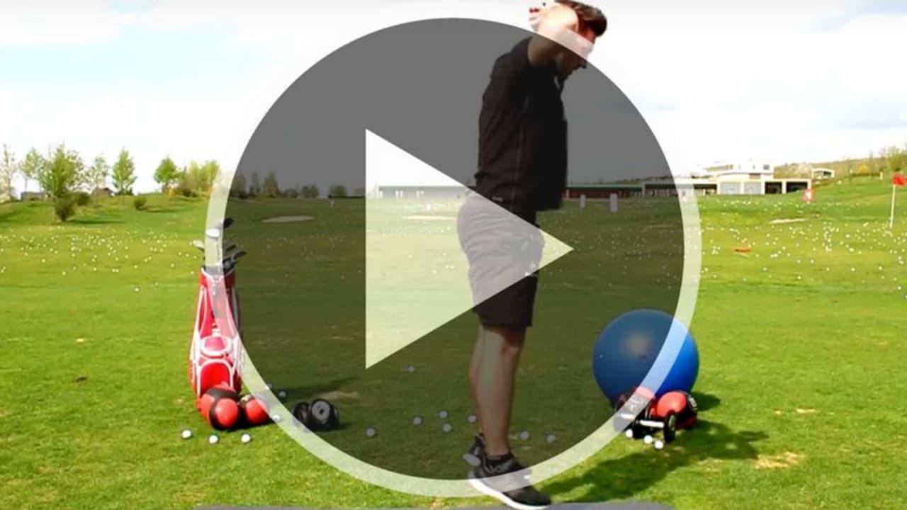 In diesem Video erfahren Sie, welche Übungen Ihnen helfen Ihre Athletik zu verbessern. (Foto: Golf Post)
