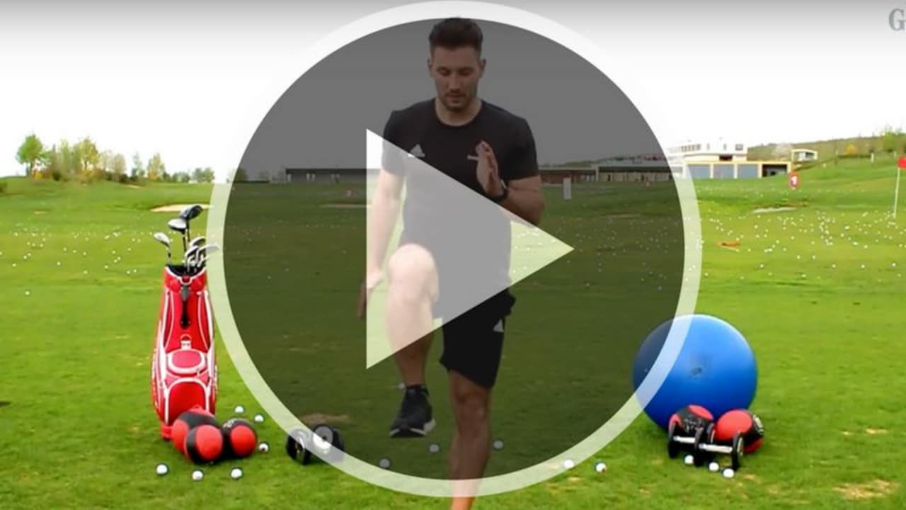 In diesem Video erfahren Sie, welche Übungen Ihnen helfen Ihre Schnellkraft zu verbessern. (Foto: Golf Post)