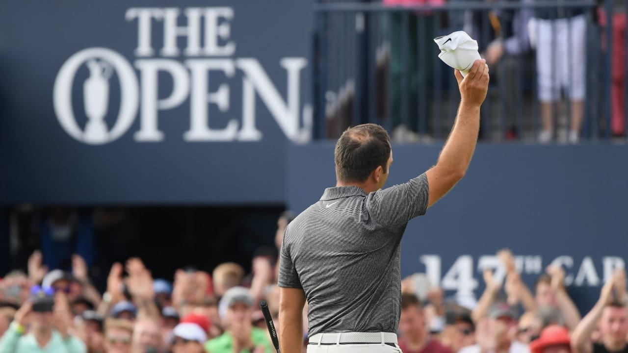 Francesco Molinari hat im vergangenen Jahr die British Open gewonnen. In 2019 will er den Titel in Royal Portrush verteidigen. (Foto: Getty)