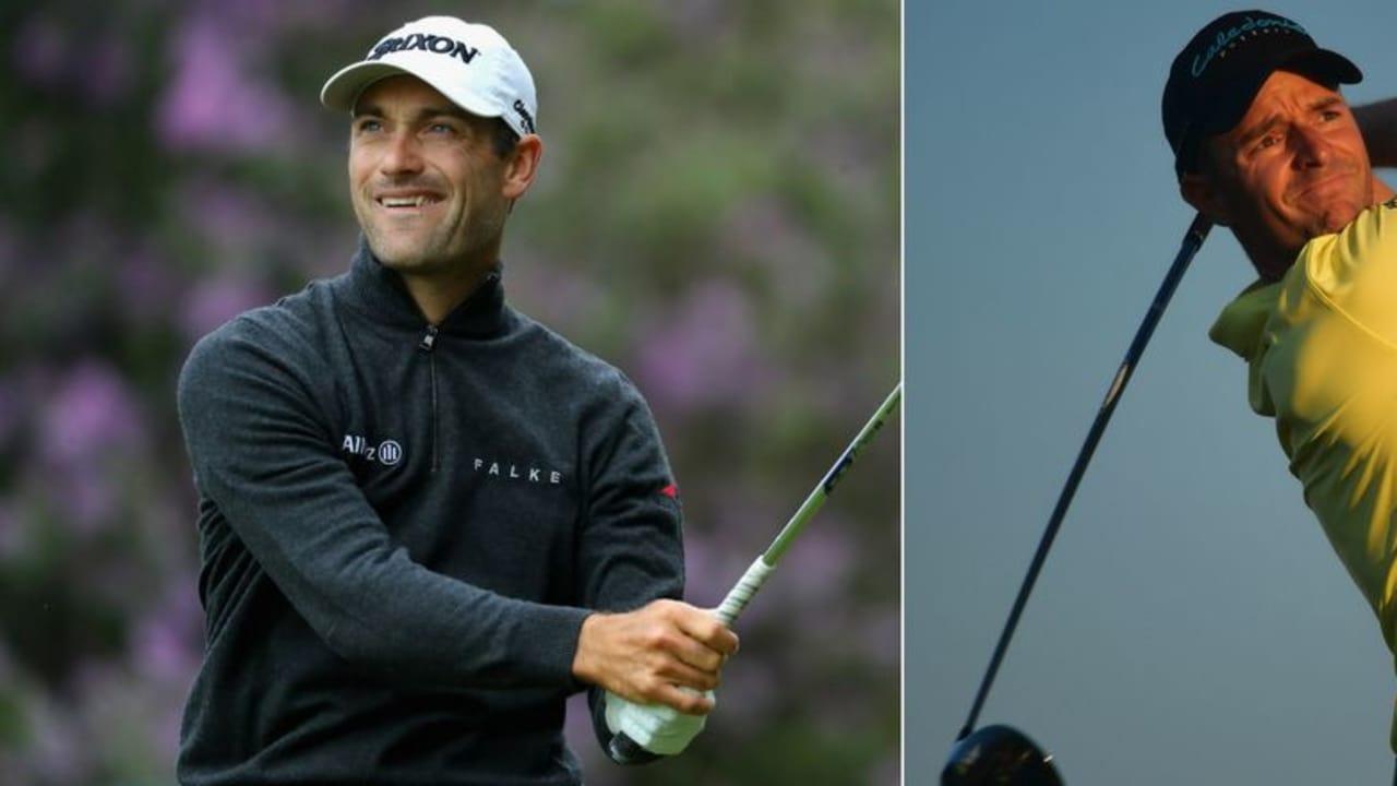 Florian Fritsch und Marcel Schneider können auf der Challenge Tour überzeugen. (Foto: Getty)