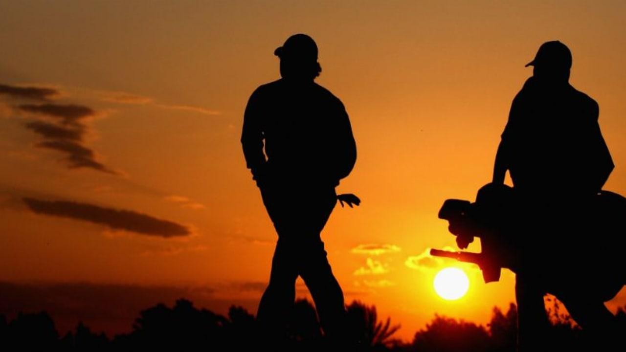 Bewegung ist wichtig für die Gesundheit - Golf kann helfen. (Foto: Getty)