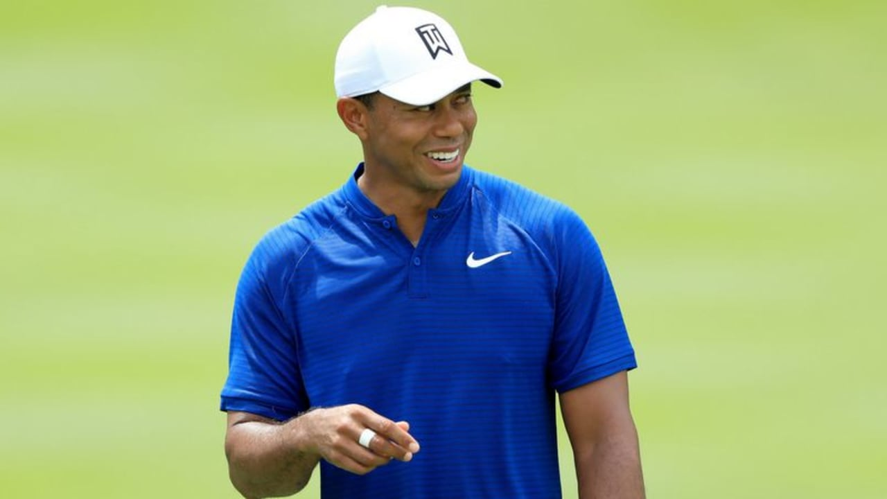 WGC-Bridgestone-Invitational-Tiger-Woods-Runde-1