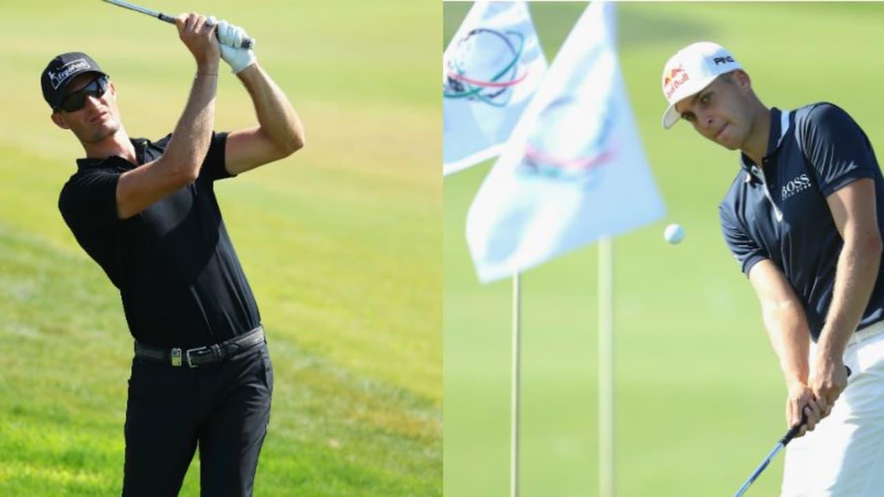 Sebastian Heisele und Matthias Schwab erreichen das Wochenende auf er European Tour. (Foto: Getty)