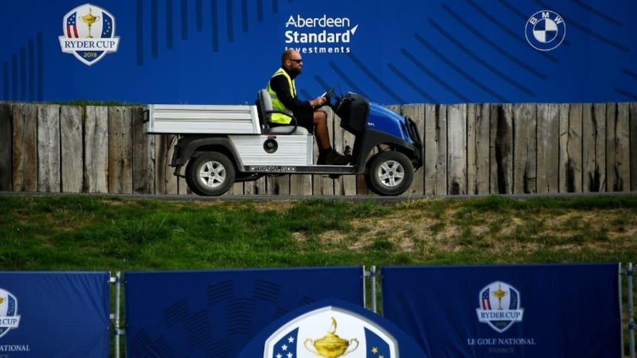 Beim Ryder Cup 2018 ist alles etwas größer als gewohnt. (Foto: Getty)