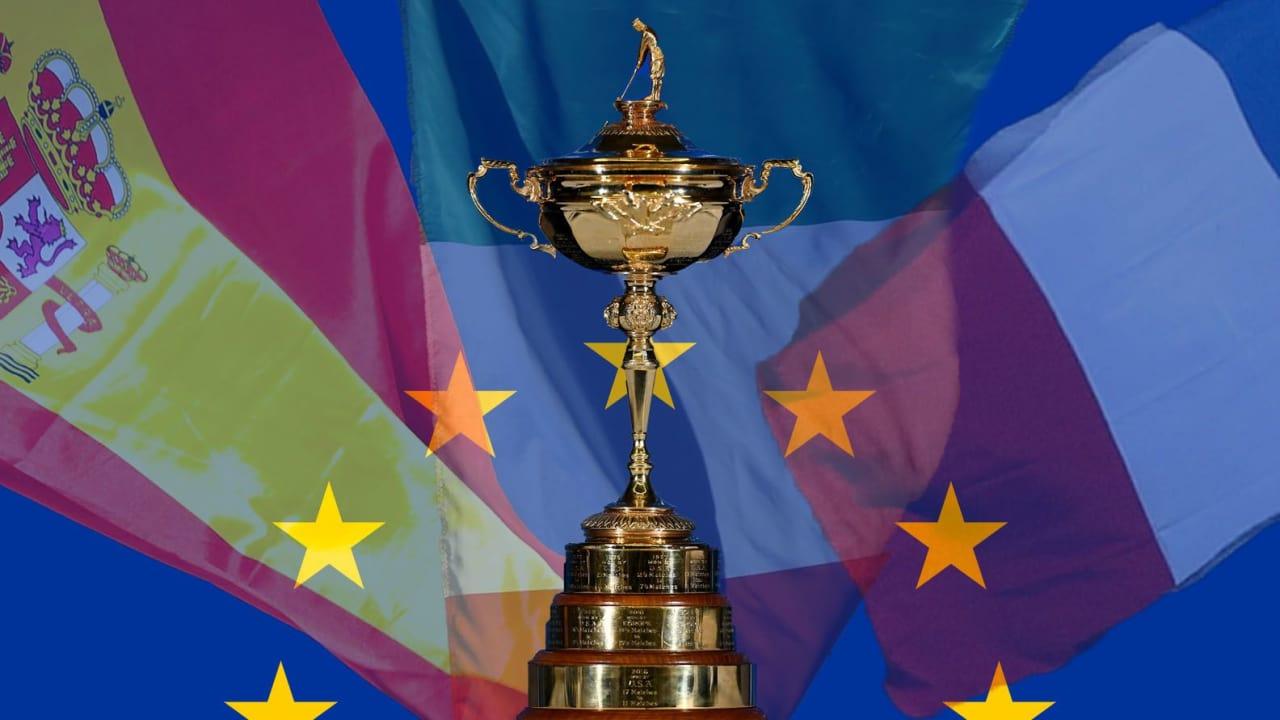 Ryder Cup auf dem europäischen Festland eine Rarität