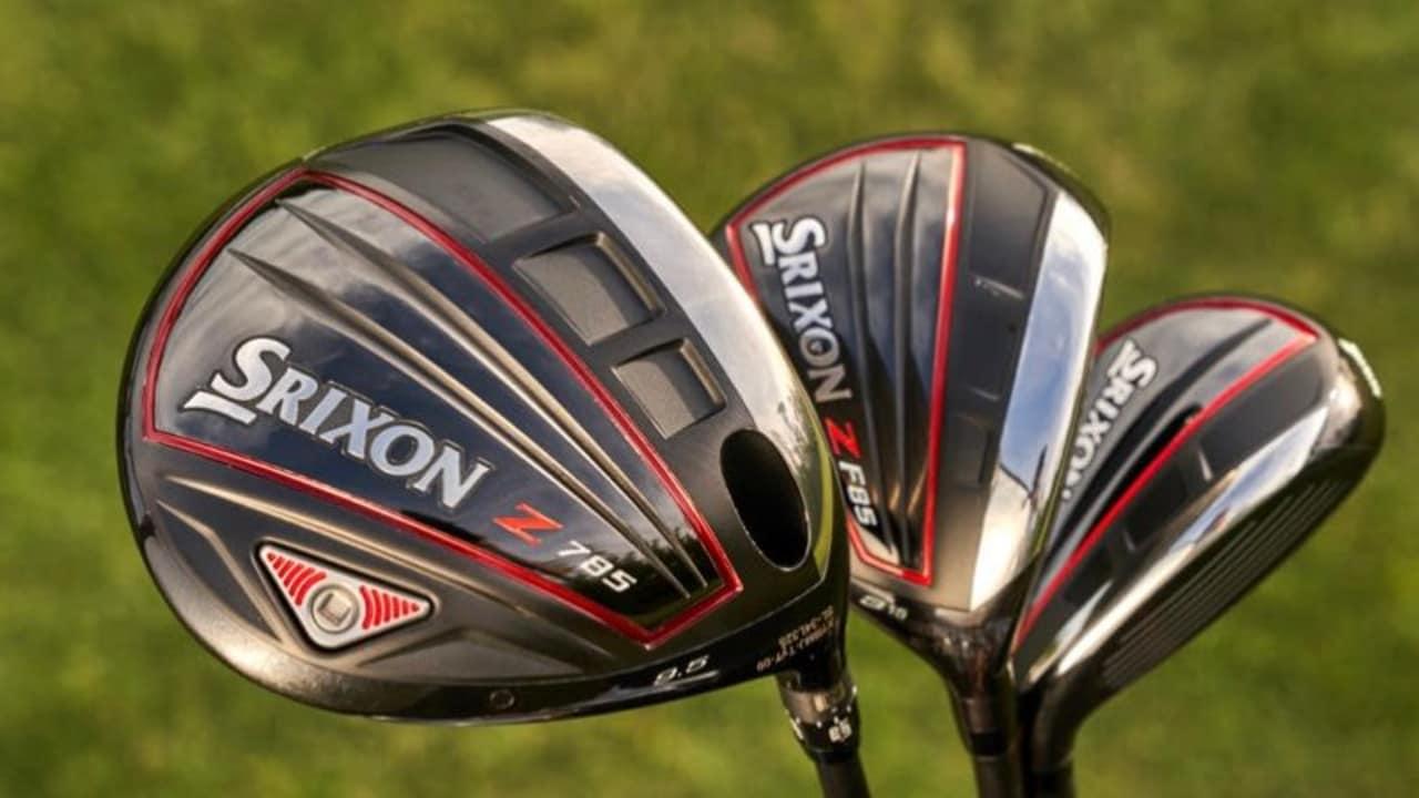 Srixon liefert zu den Eisen auch noch eine komplett neue Hölzer-Serie. (Foto: Srixon)