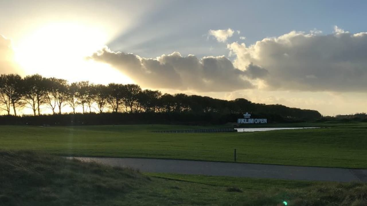 Austragungsort der KLM Open 2018: The Dutch in den Niederlanden. (Foto: Golf Post)