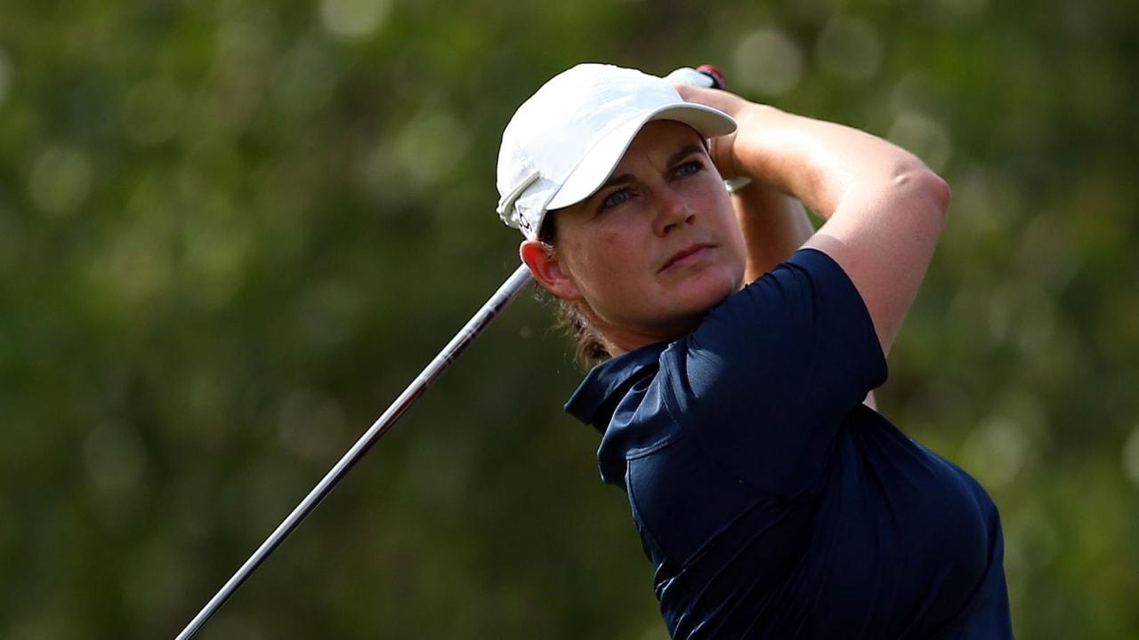 Turnier Round Up Estrella Damm Ladies Open 2018 Ergebnisse Caroline Masson