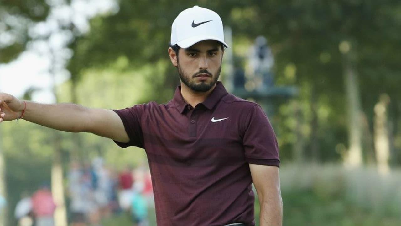Abraham Ancer führt das Feld auf der PGA Tour an und hat starke Konkurrenz im Nacken sitzen. (Foto: Getty)