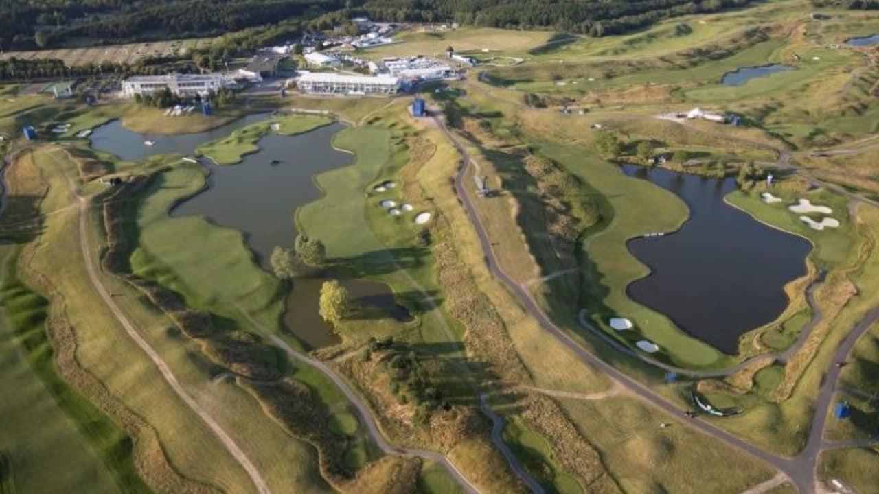 Der Austragungsort des Ryder Cups 2018 - Le Golf National - wurde durch komplexe Plan-Vorgaben zu dem Platz, der er nun ist. (Foto: Getty)