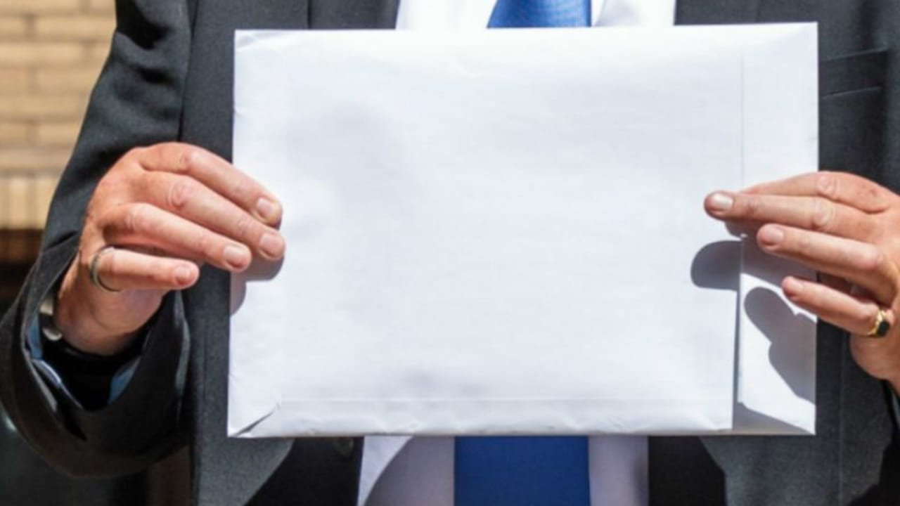 Welcher Name in dem Umschlag steht, ist beim Ryder Cup ein streng gehütetes Geheimnis. (Foto: Getty)