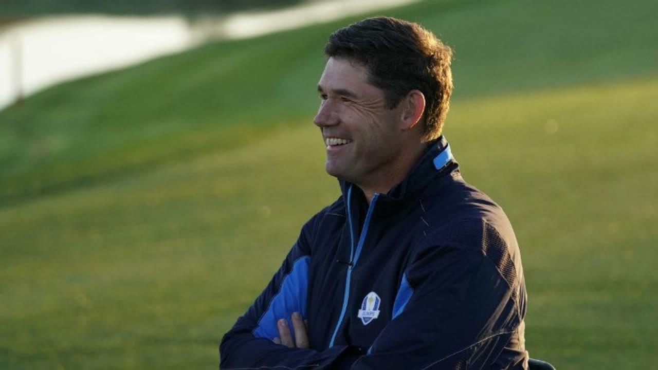 Padraig Harrington ist heißer Anwärter auf den Kapitäns-Posten für den Ryder Cup 2020. (Foto: Getty)